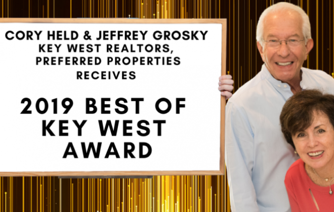 Cory Held and Jeffrey Grosky Awarded Best of Key West